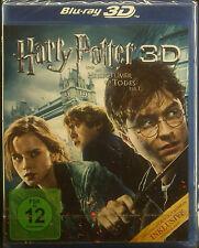 Blu-Ray HARRY POTTER - doni morte, teil 1, nuovo - originale
