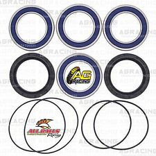 All Balls Rear Wheel Bearings & Seals Kit For Yamaha YFM 700R Raptor 2007 Quad