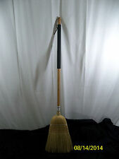 The Ultimate Corn Broom - USA Made Kitchen, Shaker, Garage, Warehouse broom!