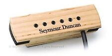 Seymour Duncan SA-3XL Woody Dual Coil Soundhole Pickup w/Adjustable Poles, Cable