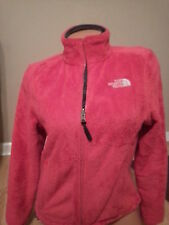 Women's North Face Osito Jacket Size XL Pink EUC