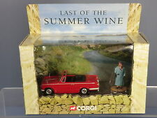 "CORGI TOYS MODEL MODEL No.CC01601""LAST OF THE SUMMER WINE"" TRIUMPH HERALD MIB"