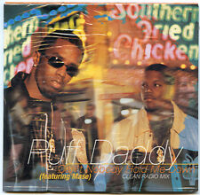 PUFF DADDY featuring MASE Can't Nobody Hold Me Down promo CD Instrumental Clean