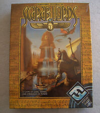 Reinier Knizia's Scarab Lords(Game Of Gods, Armies & Struggles Of Power) New