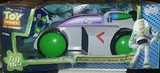 Disney Toy Story And Beyond Radio Control Space Racers R/C Car 2006 Planet Toys