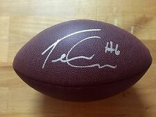 Tevin Coleman Signed NFL Football Atlanta Falcons