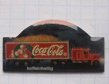 COCA-COLA /  WEIHNACHTEN / TRUCK ............... Auto Pin (114i)