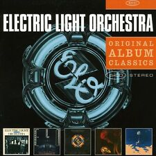 Original Album Classics - 5 DISC SET - Electric Light Orchestra (2010, CD NEUF)