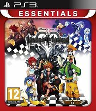 Kingdom Hearts 1.5 Remix (Essentials) (PS3) BRAND NEW SEALED
