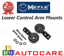 BMW 3 Series E30 E36 Z3 Meyle Front Lower Control Arm Bush Mounts Kit 3006100001
