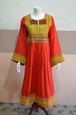 Kuchi Afghan Women Dress Vintage Pakistan Indian Tribal Ethnic Costume KD-202
