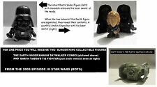 2005 Burger King Star Wars ROTS Episode III TWO COLLECTIBLE TOYS FOR ONE PRICE