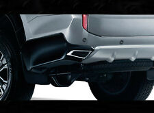 new MITSUBISHI PAJERO SPORT MONTERO REAR CORNER PROTECTOR COLOR PAINTED GENUINE