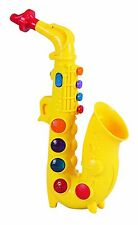 Small World Toys Preschool -Play At Home Saxophone , New, Free Shipping
