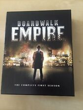 Boardwalk Empire: The Complete First Season (Blu-ray Disc, 2012, 5-Disc Set)