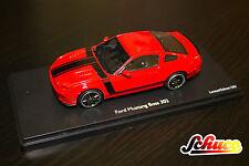 Miniaturmodell Schuco FORD MUSTANG BOSS 302 PRO.R43 Geschenk Geschenkidee 500Stk