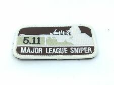 Major League Sniper Airsoft Patch