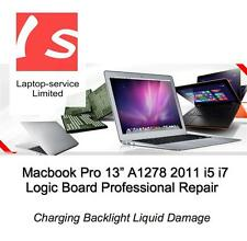 Macbook Pro 13 2011 A1278 i5 i7 Logic Board Professional Repair Service
