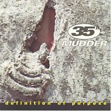 "35"" Mudder Definition of Purpose CD"