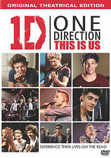 One Direction: This Is Us (DVD, 2013)