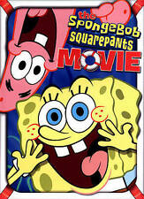 The Spongebob Squarepants Movie (DVD, 2014) NEW