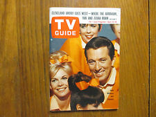 Apr-1966 TV Guide(ANDY WILLIAMS/BARBARA McNAIR/MIKE KELLIN/CHERYL MILLER/DAKTARI