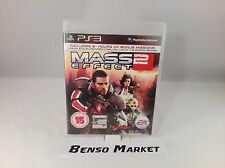 MASS EFFECT 2 GDR RPG SPARATUTTO SONY PS3 PLAYSTATION 3 PAL COMPLETO COME NUOVO