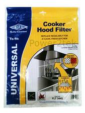 Scholtes Cappa Universale estrattore filtro del grasso 114 x 47 cm tagliata a misura UK