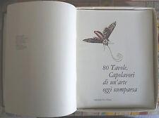 STORIA E VITA DEGLI ANIMALI-80 TAVOLE,CAPOLAVORI DI UN'ARTE SCOMPARSA-VITA 1973