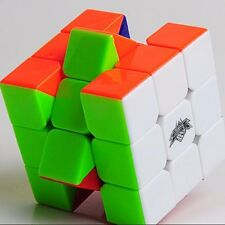 Cyclone Boys 3X3X3 Magic Cube Speeding Speed Move Puzzle Twist Gift For Kids