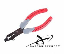 Carbon Express Archery Bow nock pliers installation string loop tool noc 58004