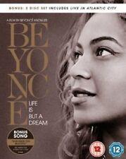 BEYONCÉ - LIFE IS BUT A DREAM 2 BLU-RAY NEU