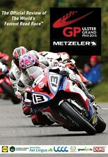 Ulster Grand Prix 2015 - Official review (New DVD) GP Derek McGee Lee Johnston