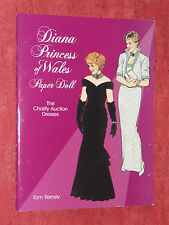 Tom Tierney : Paper Doll - Diana Princess of Wales