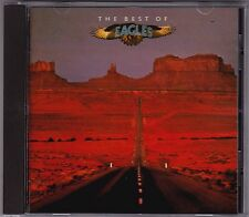 Eagles - The Best Of Eagles - CD (Asylum Target 960 342-2 1985 West Germany)