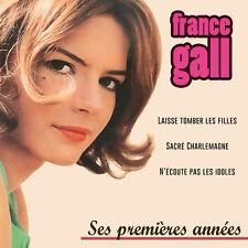 CD France Gall : Ses premières années