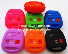 SILICONE LEXUS CAR KEY COVER LS400 SC IS200 LX470 GX470 RX300 RX330