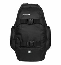 DC SHOES WOLFBRED III SKATEBOARD BACKPACK  BLACK  EDYBP03082 KVJ0