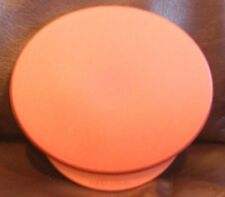 5 inch Copper Oval Tupperware Replacement Lid *Pre-Owned*