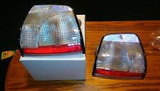 1994-2004 clear Chevy S10 GMC S15 Sonoma Tail Lights Brake Lamp Left+Right