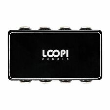 Guitar Pedal Pedalboard Patchbox - Isolated 4in/4out - Loopi Pedals