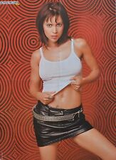 ALYSSA MILANO - A2 Poster (XL - 42 x 55 cm) - Charmed Clippings Fan Sammlung NEU