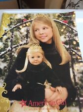"""AMERICAN GIRL CATALOG! 2007 LIMITED EDITION WISHES! 103 10.5X13"""" PAGES! NICKI!"""