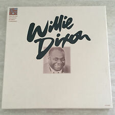 Willie Dixon The Chess Box 2 cassettes- 36 songs and 12 page booklet