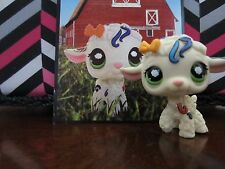Littlest pet shop LPS Lamb Postcard  #1068 Hasbro MINT