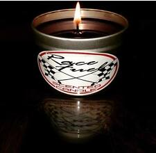 Race Fuel Scented Candle Man Cave Christmas gift race gas Birthday Gift