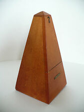 Vintage Seth Thomas Wood Metronomes Clock Timer. #6209