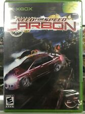 Need for Speed: Carbon (Microsoft Xbox, 2006) Original Factory Sealed