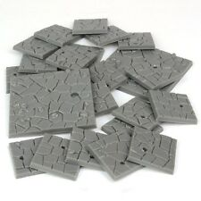DUNGEON SAGA : FLAGSTONE BASES  - DUNGEON SAGA - MANTIC GAMES- SENT FIRST CLASS