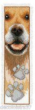 Vervaco  0143912  Marque-Page  Chien  Broderie  Point de Croix  Compté